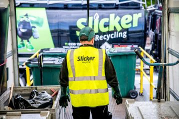 Slicker Recycling